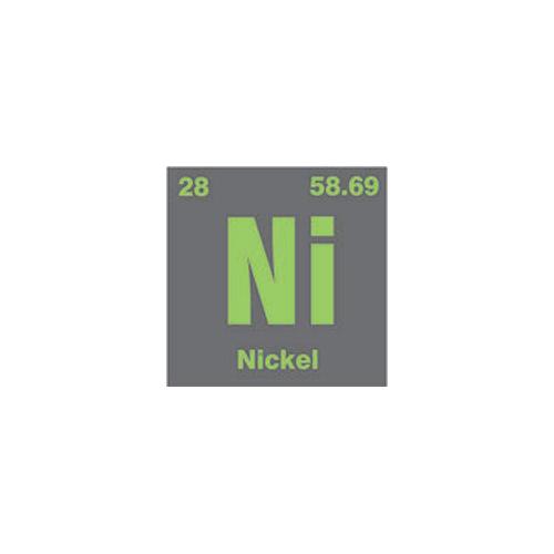ACS Element Pin - Nickel | ACS Store