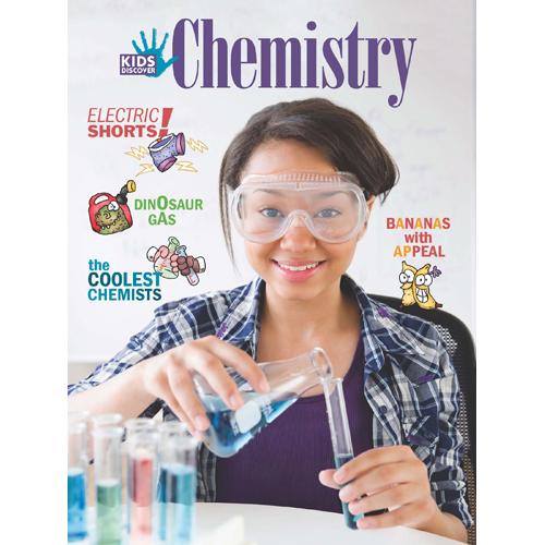 kids discover chemistry magazine